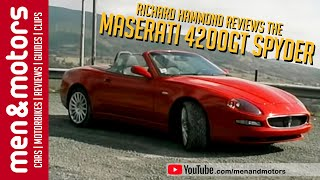 Richard Hammond Reviews The Maserati 3200 GT Spyder