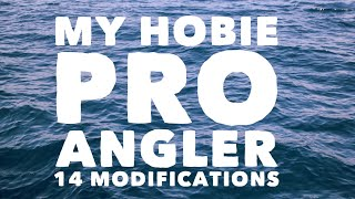 Hobie Pro Angler 14 Mods with Boon Dox