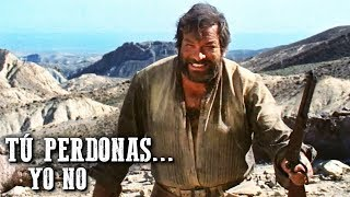 You forgive ... I don't | WEST FILM | Terence Hill and Bud Spencer | Spanish