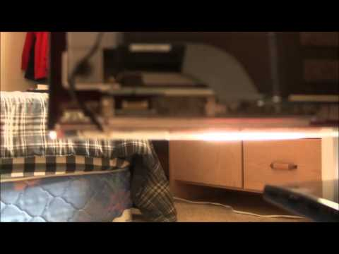 Samsung TV LN32C540F2D (source inputs switching on their own) - YouTube