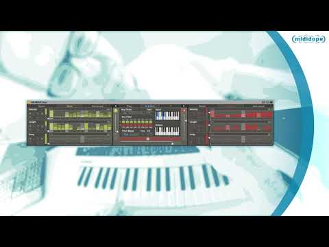 MIXMUX Live Session #1 – Lead Synth