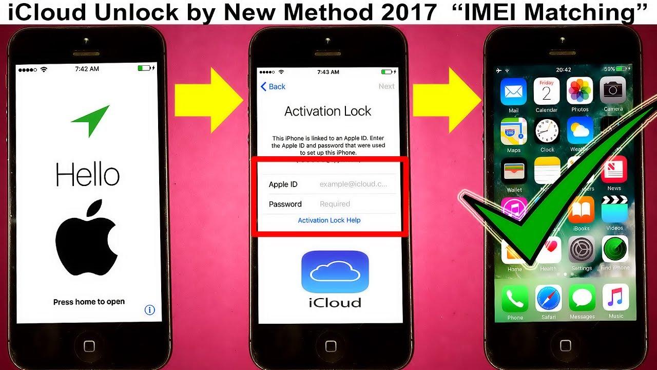 How to unlock iphone 5 password lock