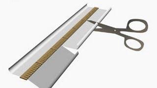 Как монтировать реечный подвесной потолок своими руками