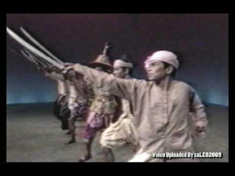 """#001 """"Myanmar Pyi Thar"""" Burmese Song on MRTV 1989"""