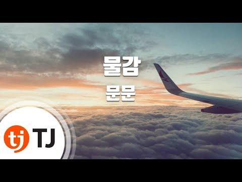 [TJ노래방] 물감 - 문문(MoonMoon) / TJ Karaoke