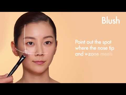 How to use brush by Jung Saem Mool