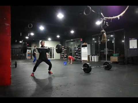 CrossFit ILC Training Log Hero WOD