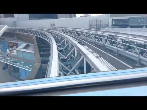 Birmingham Airport bhx free monorail train ride cheap free days out for kids