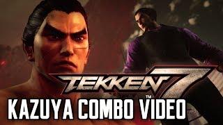 TEKKEN 7 | Kazuya Combo Video | 1080P 60FPS thumbnail