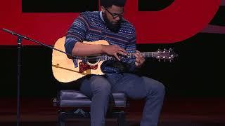 David Baugham, Finger-style acoustic slap-guitarist.   David Baugham   TEDxDayton