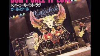 Girlschool - Don