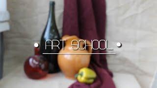 ART SCHOOL. HOW IT GOES? | ХУДОЖЕСТВЕННАЯ ШКОЛА. КАК ЭТО ПРОИСХОДИТ?