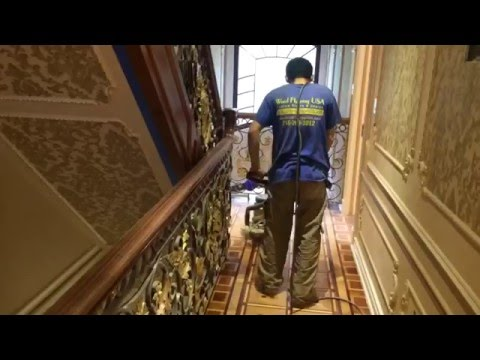 Floor sanding and refinishing queens ny youtube for Hardwood floors queens ny