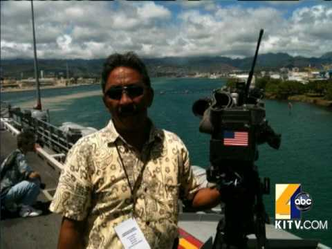 KITV4's Reporter and Photographer Lost At Sea