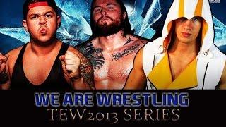 Total Extreme Wrestling 2013 | We Are Wrestling - Episode 1