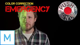 Emergency Color Correction and…