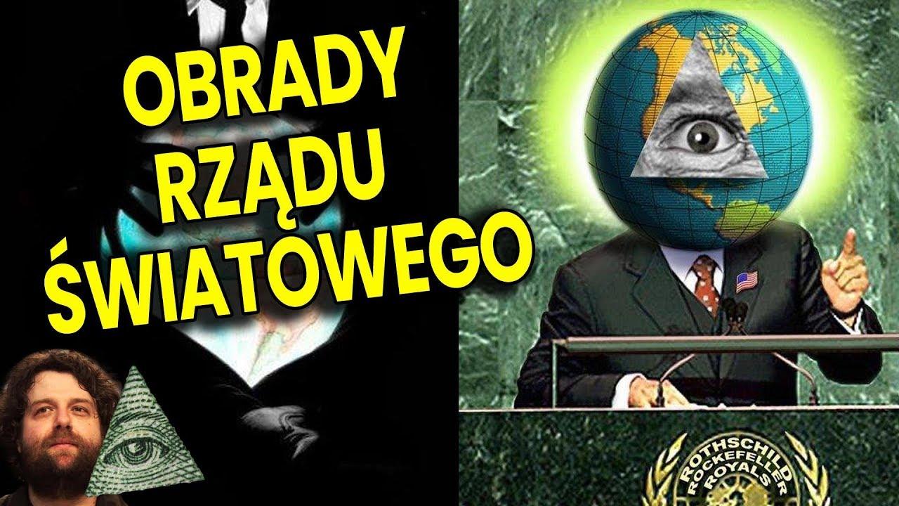 Wyciekła Tajna Agenda Obrad Rządu Światowego - Grupa Bilderberg Zdemaskowana - Spiskowe Teorie NWO