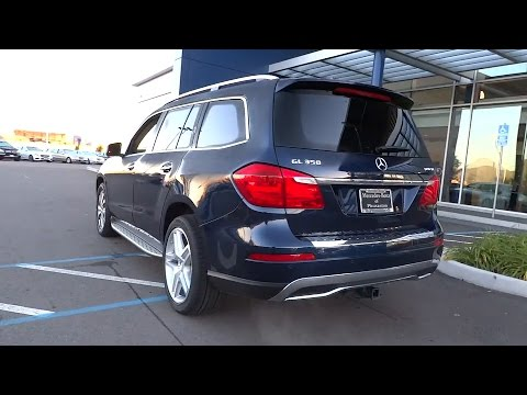 2015 Mercedes-Benz GL-Class Pleasanton, Walnut Creek, Fremont, San Jose, Livermore, CA 29105