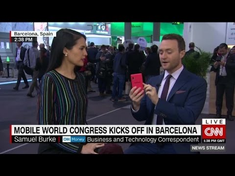 Modular smartphone at Mobile World Congress