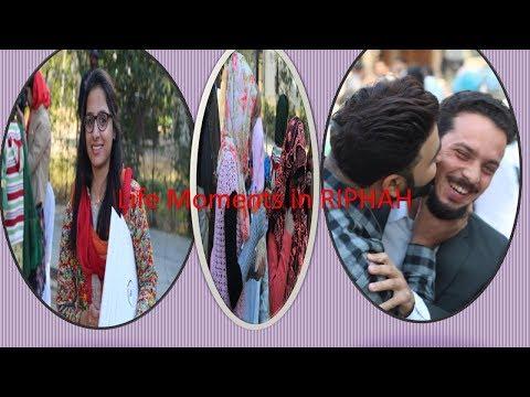 Life  at  Riphah Islamabad  2018 New video Must watch