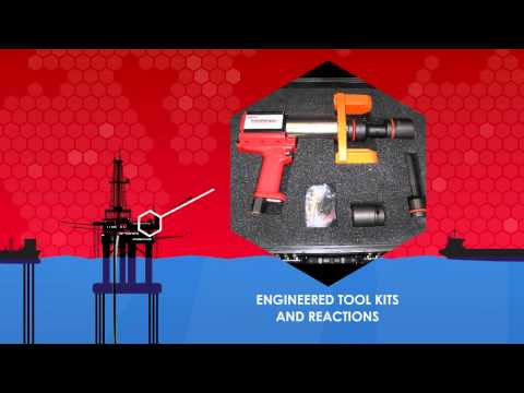 Norbar Torque Tools Oil & Gas Industry product range