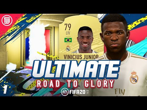 HOW TO START!!! ULTIMATE RTG #1 - FIFA 20 Ultimate Team Road to Glory