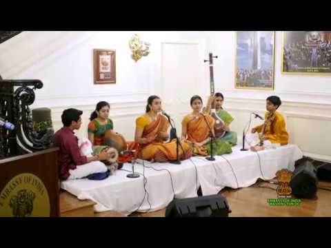 An Evening of Carnatic Music