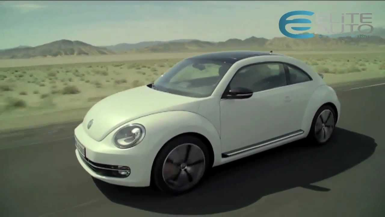 essai volkswagen beetle coccinelle 1 6 tdi bluemotion 105 ch youtube. Black Bedroom Furniture Sets. Home Design Ideas