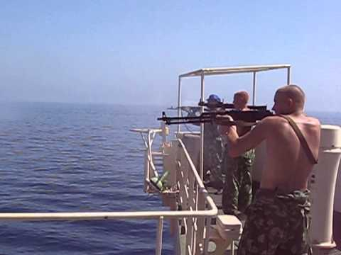 Русский спецназ против