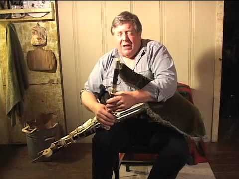 BUCKET O' THE MOUNTAIN DEW -SEAN FOLSOM Uilleann PIPES