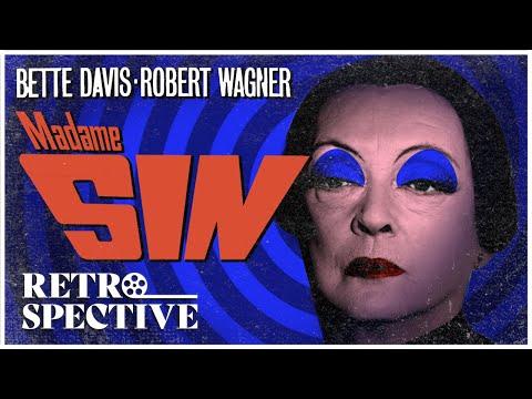 Madame Sin 1972 Full Movie