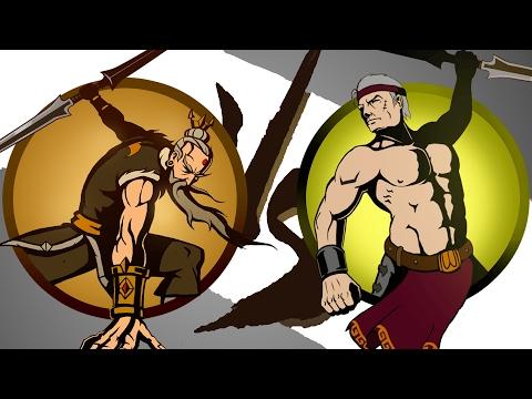 Shadow Fight 2 - Бой с тенью #22 БОЦМАН, Рыбак, Головорез, Ворон, Лилия, Мангуст, Старик, Лиса