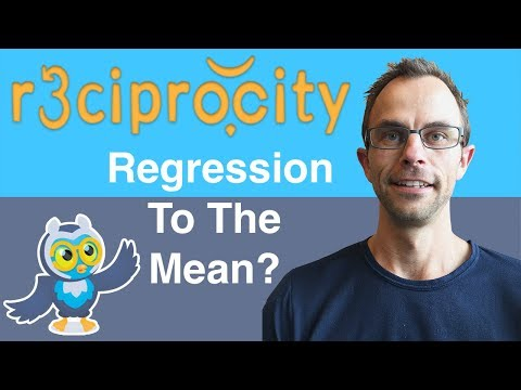 Threats To Internal Validity - Regression To The Mean