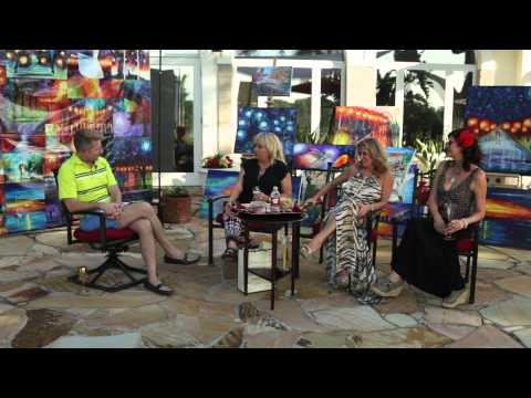 Front Porch Chat, Celebrating Women