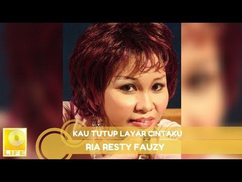 Ria Resty Fauzy - Kau Tutup Layar Cintaku (Official Music Audio)
