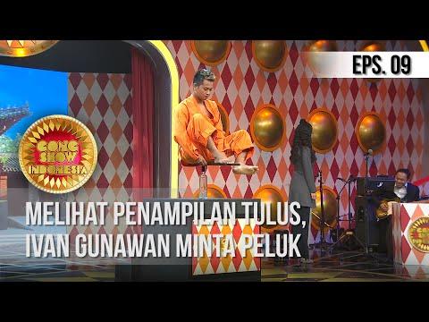 GONG SHOW INDONESIA - Melihat Penampilan Tulus, Ivan Gunawan Minta Peluk