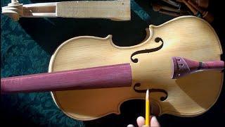 Проверенная веками пластика скрипки (Уроки скульптуры и рисунка)
