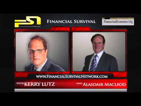 Alasdair McLeod--What's With The Silver Fix?