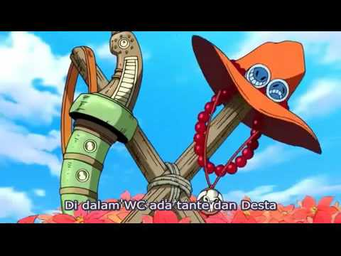PARODI OPENING 14 ONE PIECE
