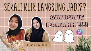 Download GAMPANG BANGET!!! Bikin sticker foto dari Picsart - Edit by Siti Rahma Fitri Yani