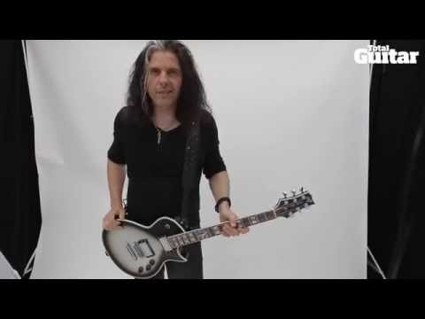 Me And My Guitar interview with Alex Skolnick / ESP AS-1 guitar