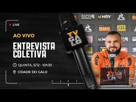 Coletiva AO VIVO (05/12/2019)
