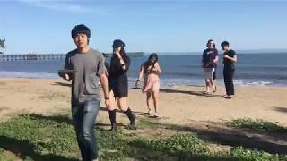 My very first, and very last vlog. || UCSB Kendo Club BBQ and other shenanigans