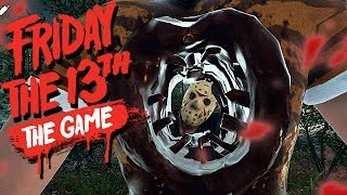 Friday The 13th The Game Gameplay German - Das erste mal morden