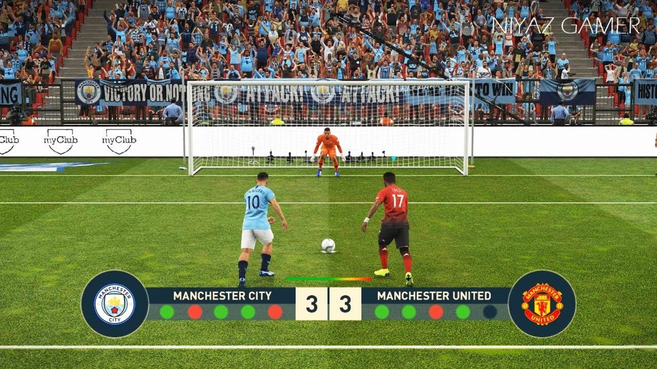 manchester united vs manchester city 2019