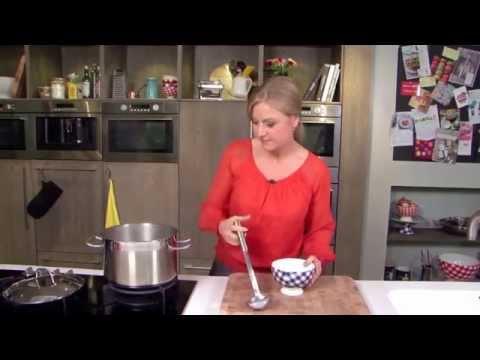 Receptvideo: Italiaanse uiensoep