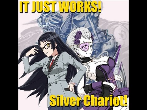 IT JUST WORKS!: Silver Chariot