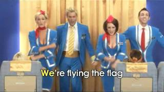 Scooch   Flying The Flag For You Video   Karaoke Version