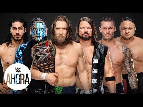 WWE Elimination Chamber ya tiene algunas luchas confirmadas: WWE Ahora