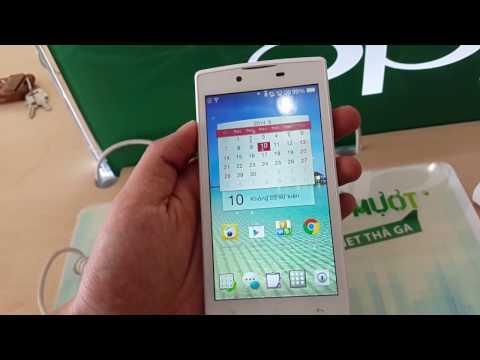BacBa  Hard Reset  Oppo Neo 3 R831K